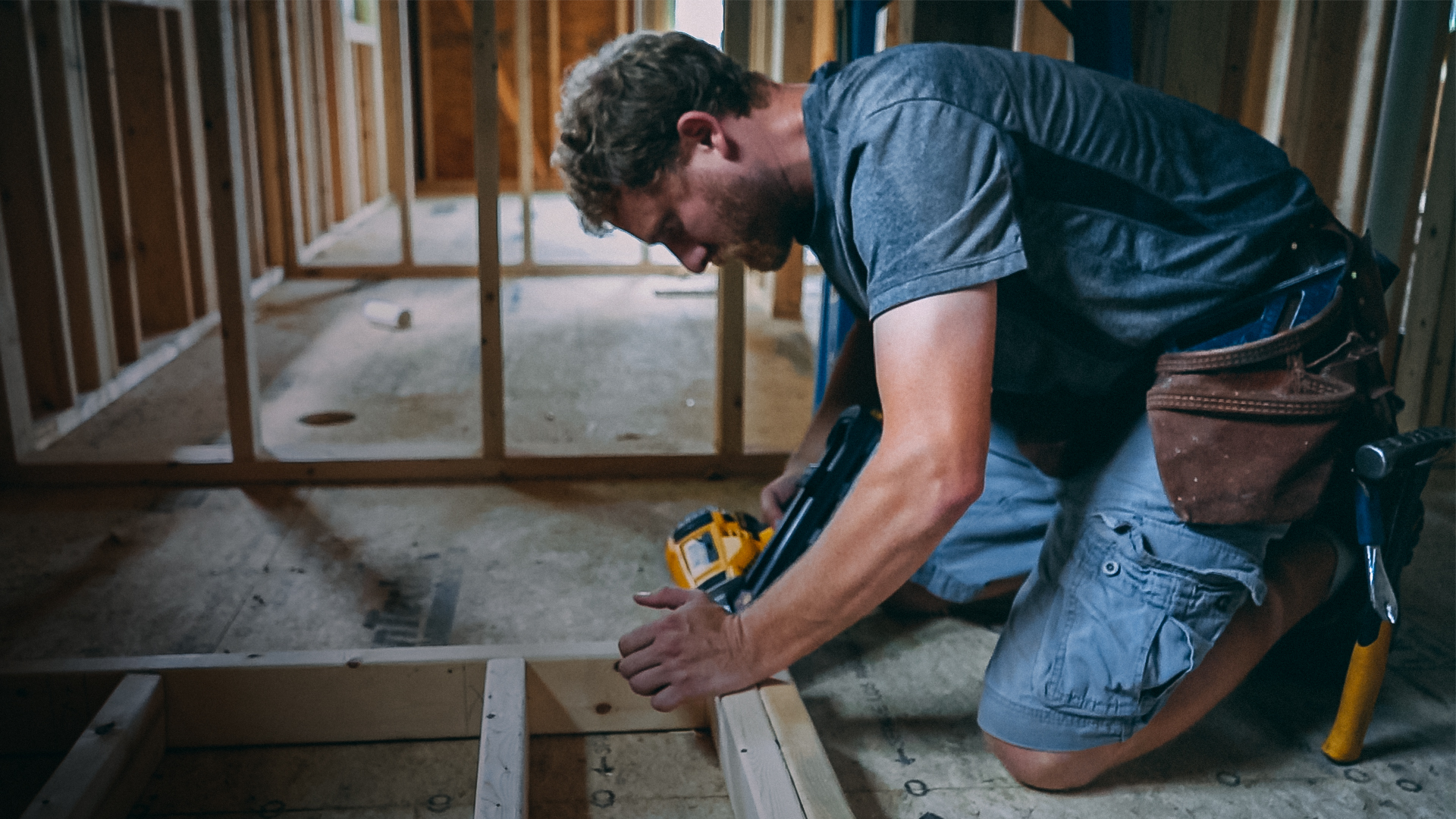 Hard-Working Americans: The Carpenter